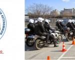 Κατεβάζουν αστυνομικό της ΔΙΑΣ από την μηχανή για